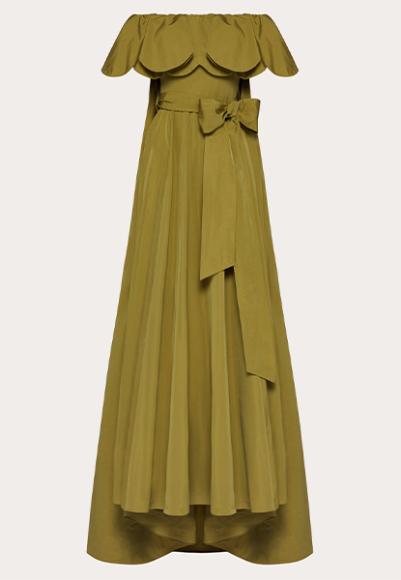 Платье Valentino, $5900 (valentino.com)