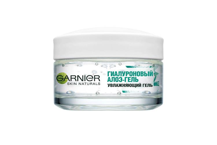 Гиалуроновыйалоэ-гель, Skin Naturals, Gariner