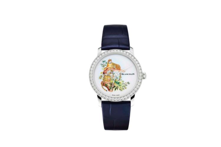 Часы Métiers d'Art Porcelaine, Blancpain, цена по запросу (Blancpain)