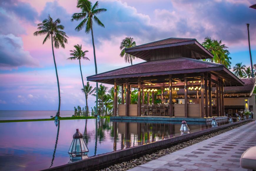 Ресторан(ANI Private Resorts Thailand)