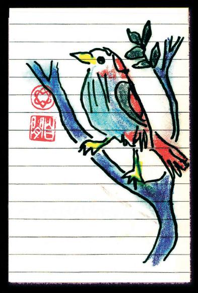 Леонард Коэн. «The little bird»