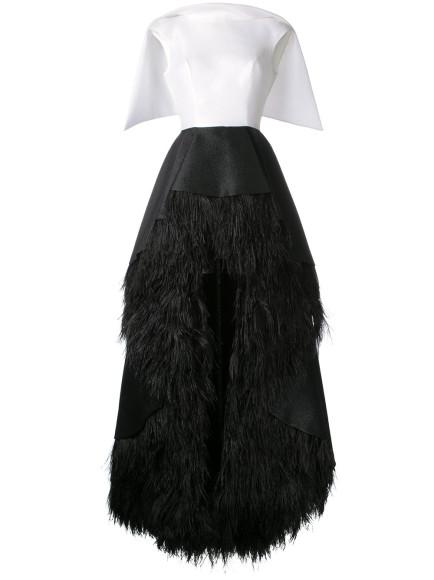 Платье Isabel Sanchis (farfetch.com) — 736640 руб.