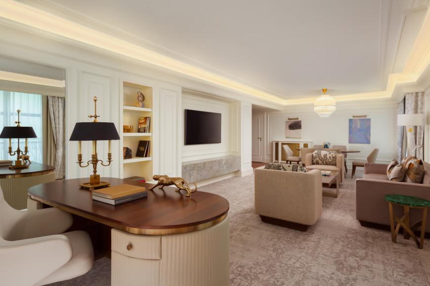 Гостиная Carlton Suite