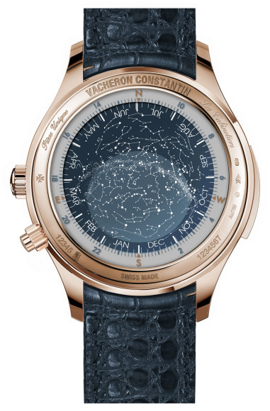 Les Cabinotiers Minute repeater tourbillon sky chart - A celestial note