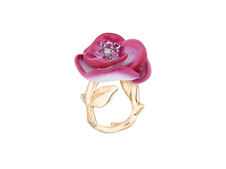 Кольцо Rose Dior Pop, Dior Joaillerie, цена по запросу (Dior)