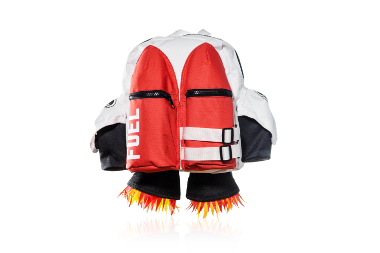 Рюкзак Jetpack, SUCK UK, 3390 руб. (designboom.ru)