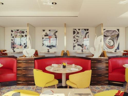Ресторан Le Tout-Paris