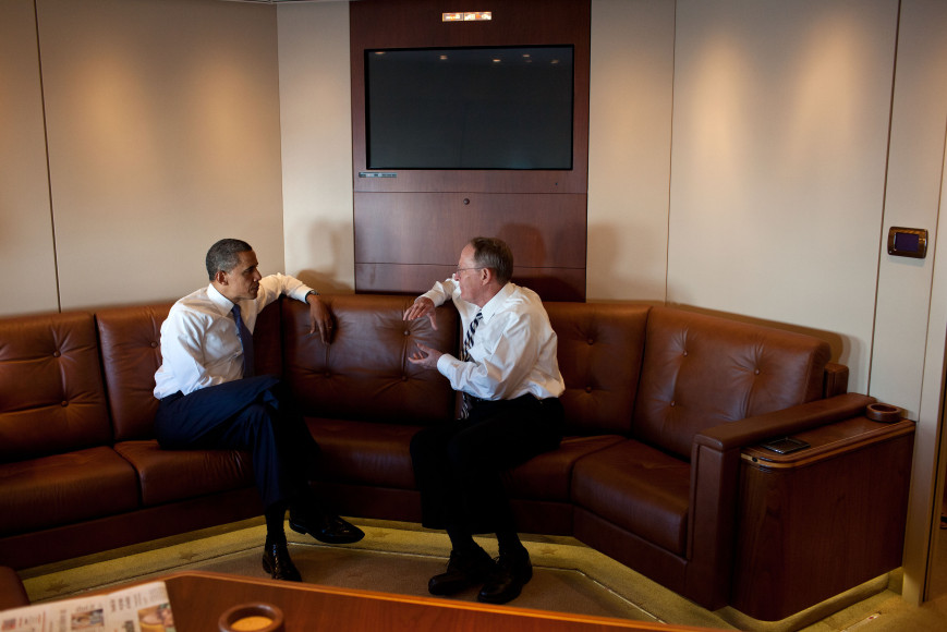 Фото: Pete Souza/White House via Getty Images