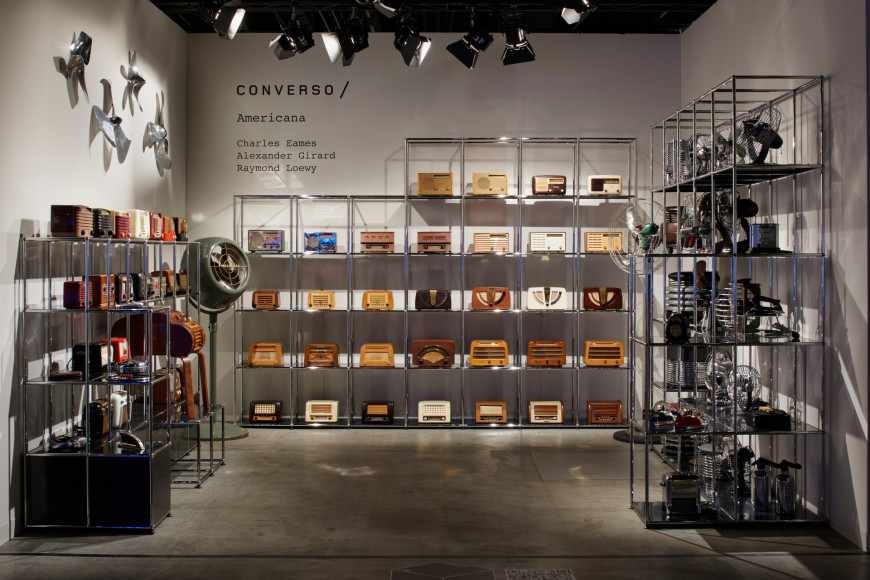 Галерея Converso, коллекция Americana