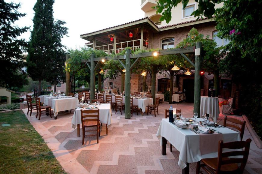 Ресторан «La Cucina» в отеле Limak Arcadia Sport Resort Hotel (Limak Arcadia)