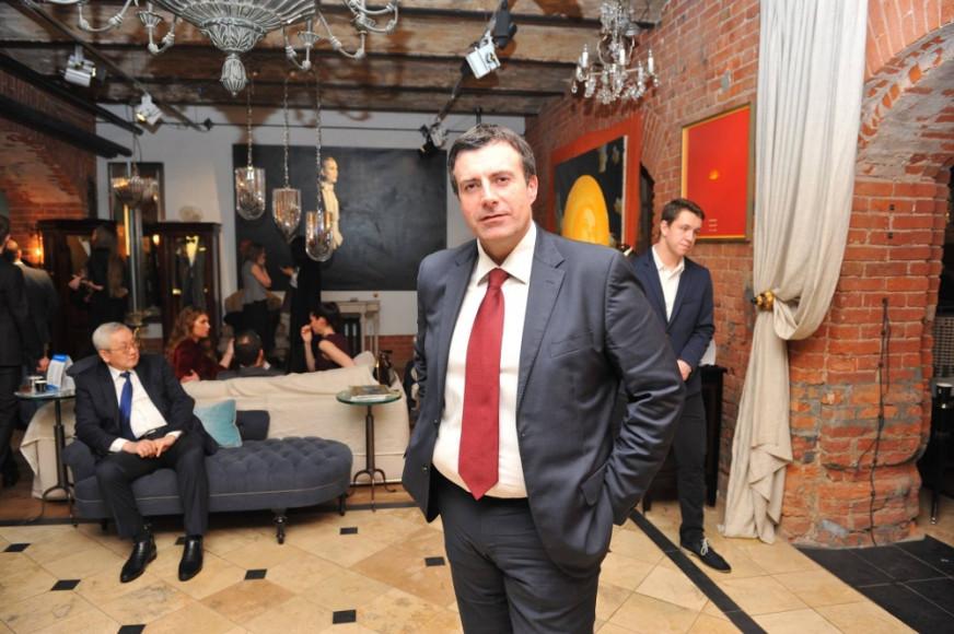 Генеральный Директор Физиоком Раде Радулович