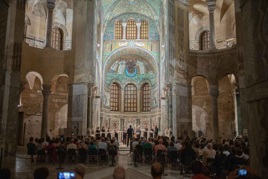 Фото: facebook.com/pg/RavennaFestivalOfficial