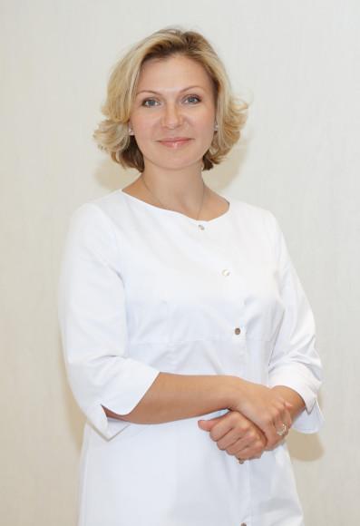 Юлия Дьяченко, врач-косметолог клиники «Tori», заместитель главного врача по научной работе