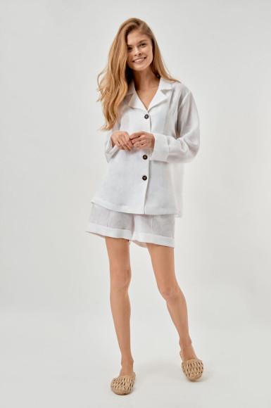 Льняная пижама Sleeper, $220