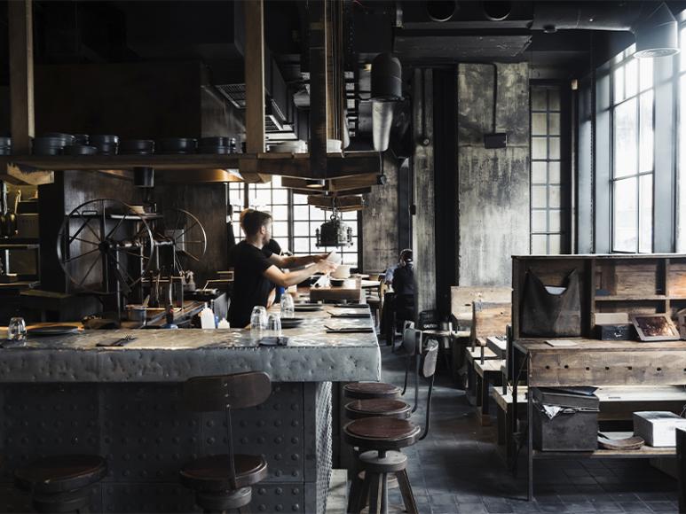 Ресторан Smokestak, Лондон