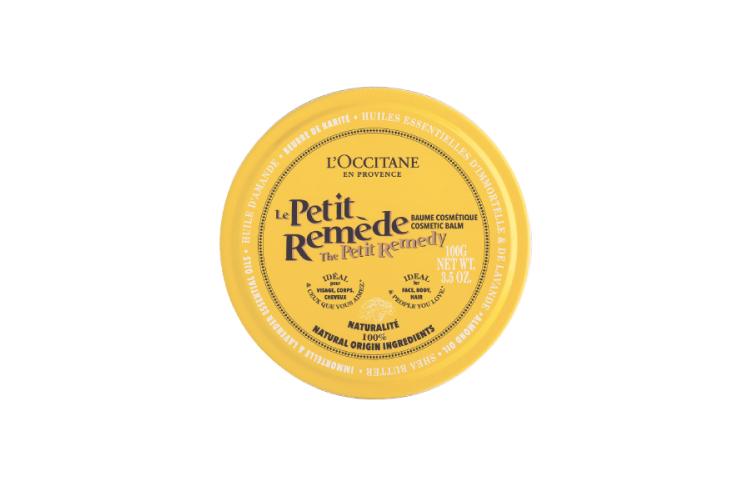 Универсальный бальзам L'Occitane на основе витамина E и растительных масел и экстрактов питает, защищает и смягчает даже самые сухие участки кожи. Мультифункциональное средство подходит для ухода за лицом, телом, волосами