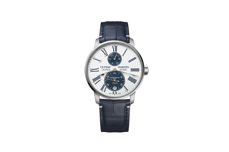Часы Marine Torpilleur Panda 42mm, Ulysse Nardin