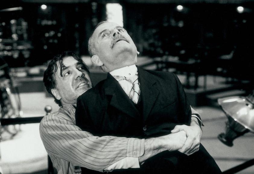 Кадр из фильма «Кафка»