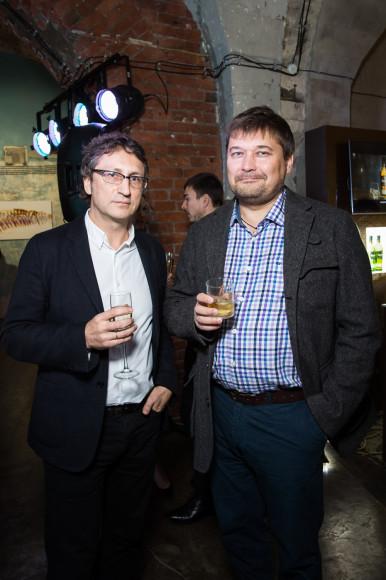 Владимир Фролов и Владимир Бондаренко