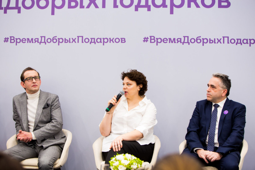 Константин Хабенский, Алена Мешкова, Паскаль Яфиль