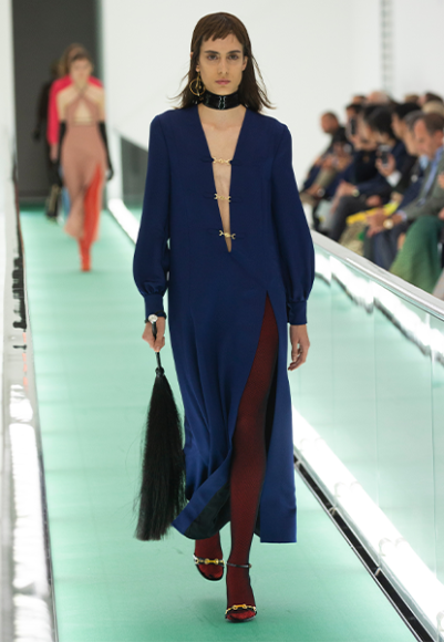 Платье Gucci, 245 000 руб. (Gucci)