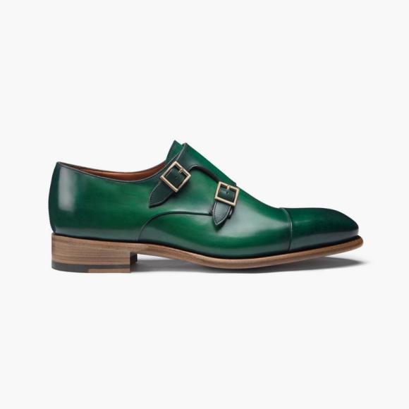 Туфли Santoni, цена по запросу