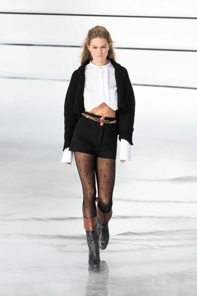 Chanel, осень-зима 2020/21