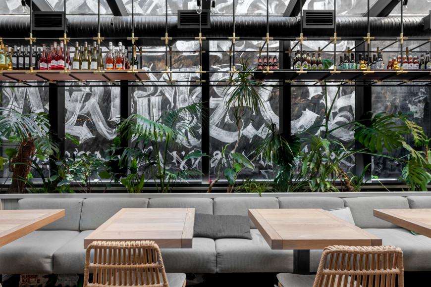 Ресторан Jungle, Wynwood Hotel