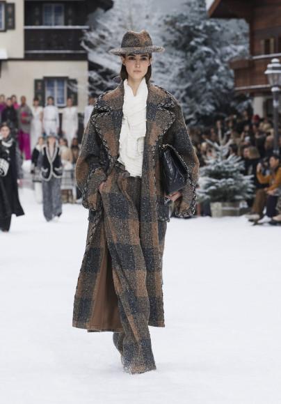 Chanel, осень-зима 2019/20
