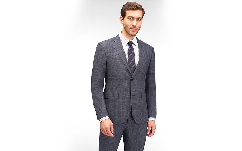 Мужской костюм Henderson, 27 999 руб. за пиджак, 13 999 руб. за брюки (Henderson)