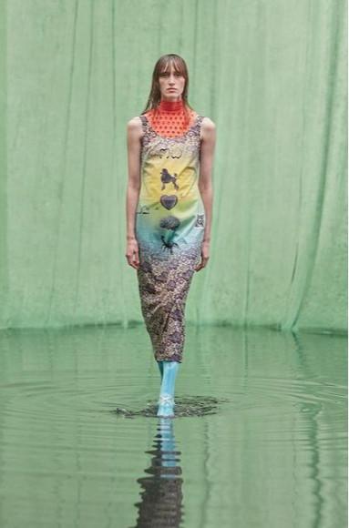 Maisie Wilen, осень-зима 2021/22