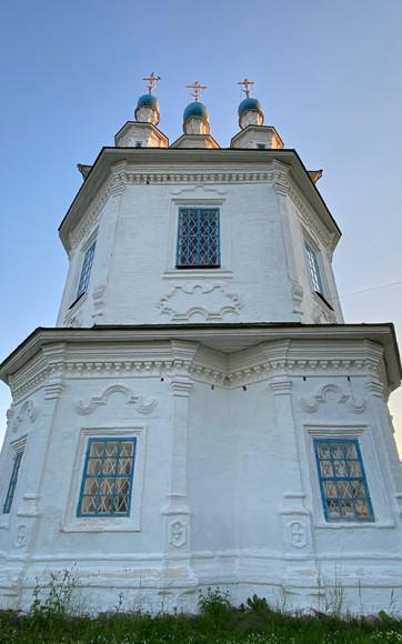 Троицкая церковь, Тотьма