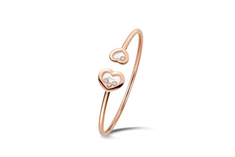 Браслет Happy Diamonds Icons, Chopard, 414 750 руб. (Chopard)