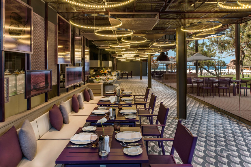 Ресторан Azure Turk