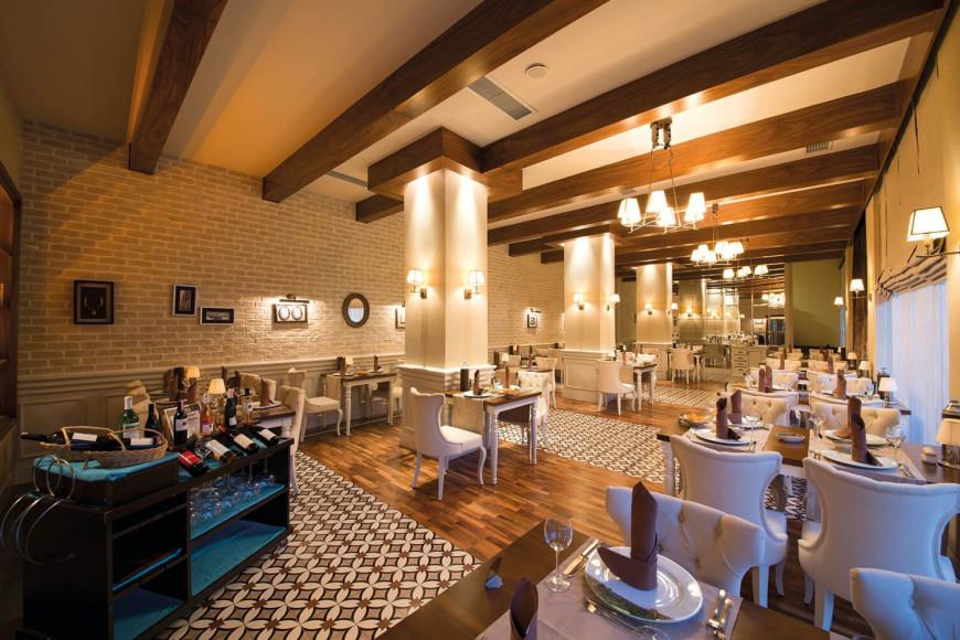 Ресторан Porte Vecchioв отеле Limak Limra Hotel & Resort (Limak Limra)