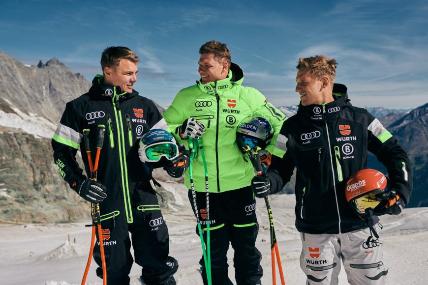 Экипировка Bogner для Немецкой лыжной ассоциации DSV