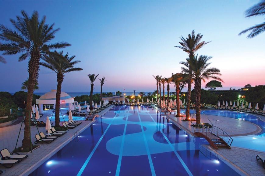 ОтельLimak Atlantis Deluxe Hotel & Resort (Limak Atlantis)