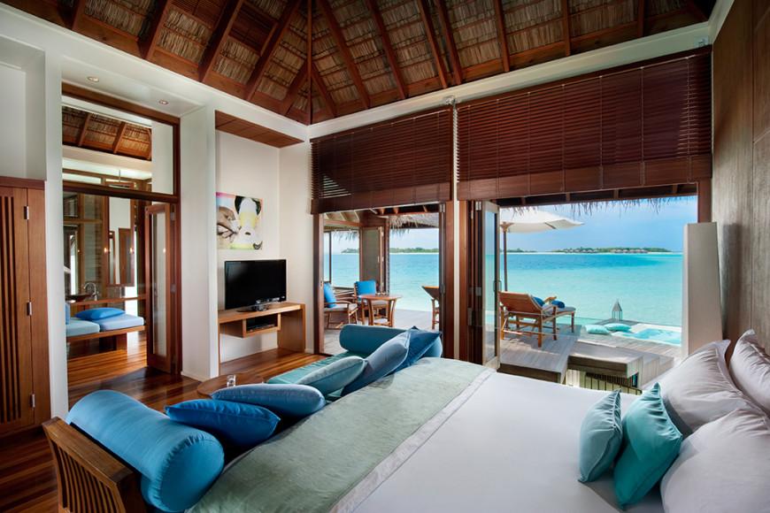 Фото: пресс-служба Conrad Maldives Rangali Island