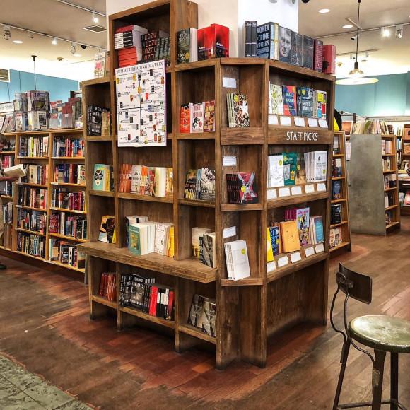 Книжный магазин McNally Jackson Books