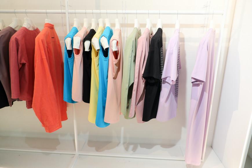 Одежда Monochrome в магазине на Малой Никитской