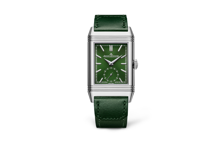 Часы Reverso Tribute Small Seconds, Jaeger-LeCoultre