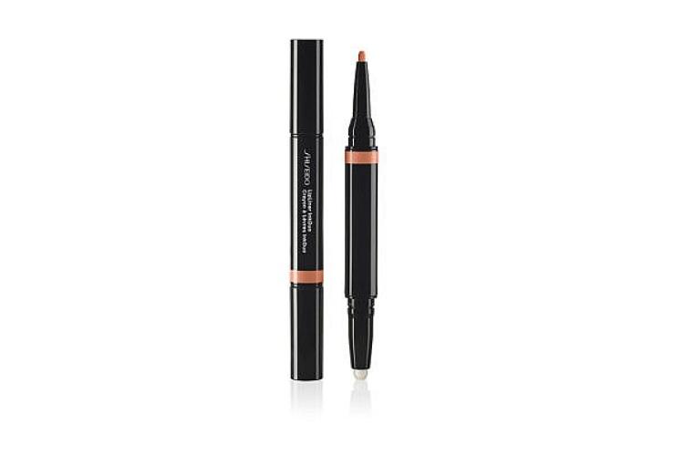 Автоматический карандаш-праймер для губ Ink Duo, Shiseido, 1265 руб. («Золотое яблоко»)