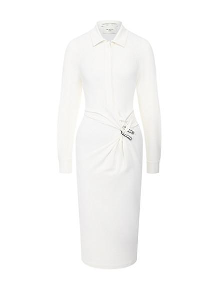 Платье Bottega Veneta, 146 500 руб. (tsum.ru)