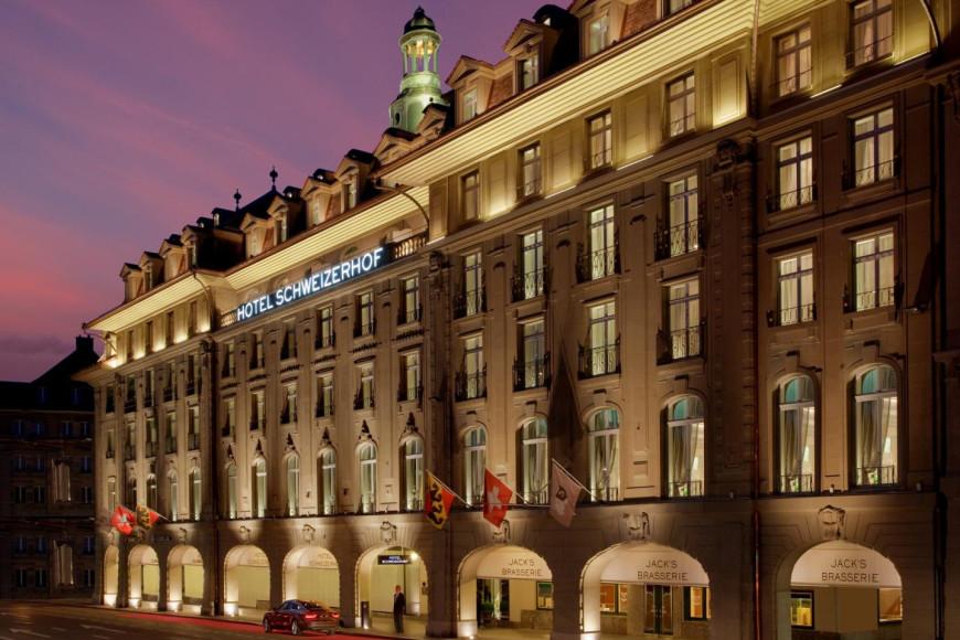 Отель Schweizerhof