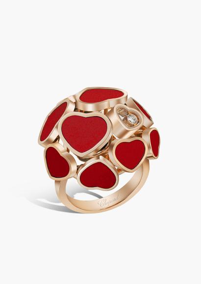 Кольцо Happy Hearts, Chopard, цена по запросу