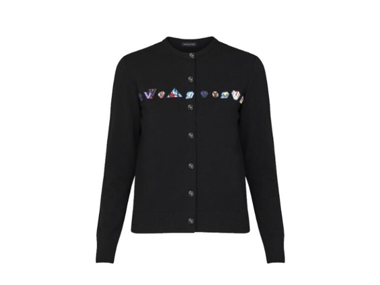 Женский кардиган Louis Vuitton, 97 500 руб. (Louis Vuitton)