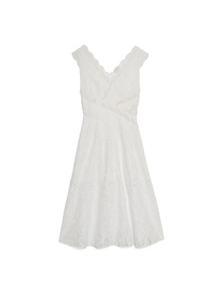 Платье Sandro, 33 900 руб. (Галереи «Времена года»)