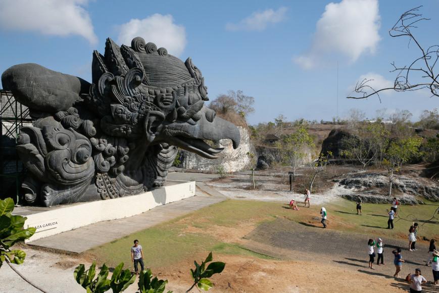 Парк Гаруда Вишну Кенсана