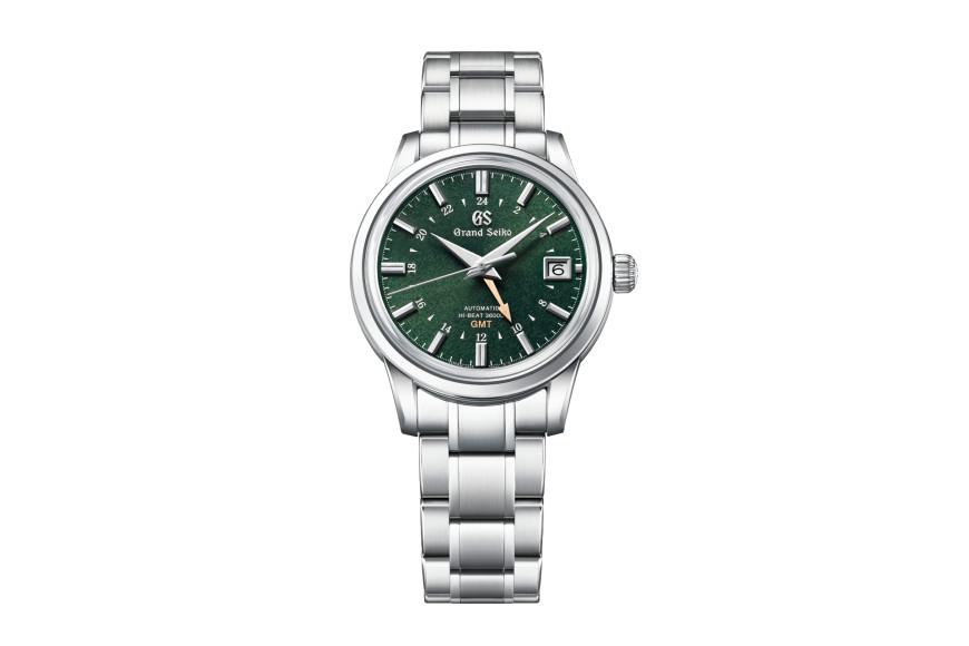 Часы Grand Seiko GMT Shunbun