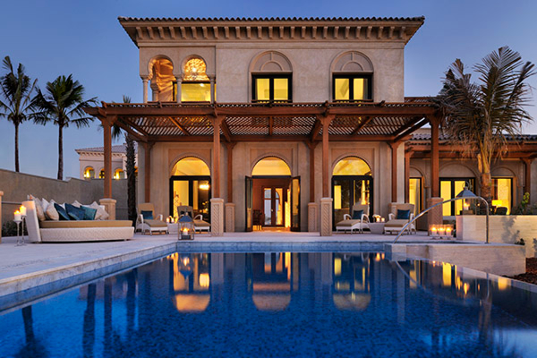 Вилла в отеле One&Only The Palm (Дубай)